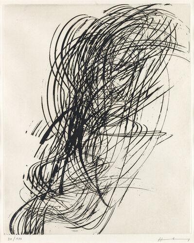 Hans Hartung, 'G 1973-2', 1973