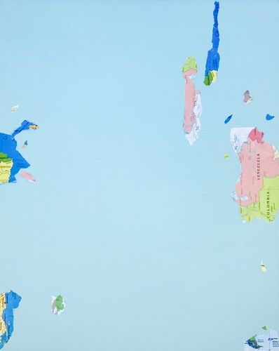 Karlo Andrei Ibarra, 'Geografía interrumpida #4 / interrupted geography #4', 2017