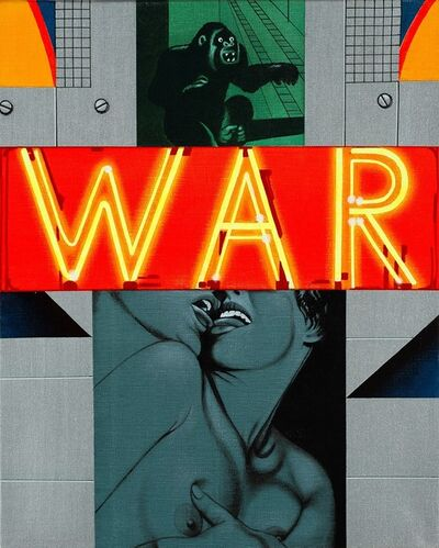 Sergio Sarri, 'War', 2007