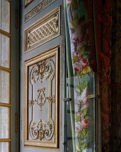 Robert Polidori, 'Boiserie and curtains, Chambre de la Reine, (115) CCE.02.029, Corps Central - 1er etage,ChŠteau de Versailles, Versailles, France (illustraited Parcours Vol. 2 p.76)', 2007