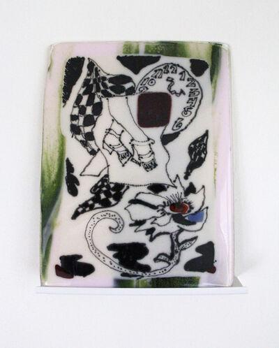 Jamie Felton, 'Shoe in a Flower Swirl', 2020