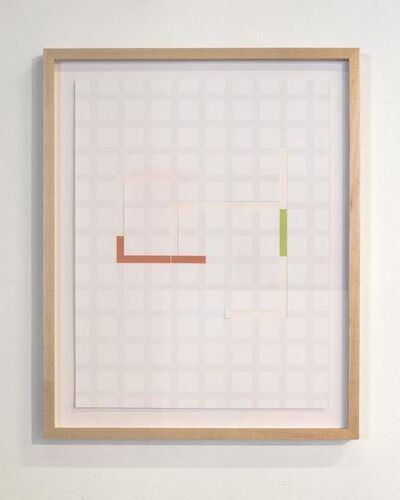 James Woodfill, 'Code Grid #3', 2020