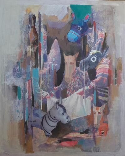 Smail Bayaliyev, 'Kurt Daiyndau', 2017
