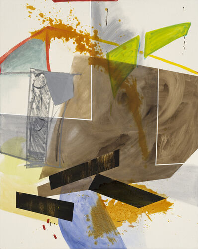Trevor Kiernander, 'Event Horizon IV (Free Fall)', 2016