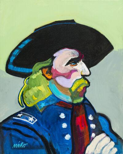 John Nieto, 'General Custer', 2017