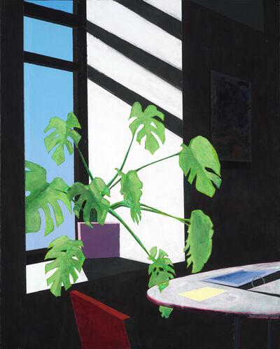 Erik Parra, 'Monster in the Window', 2019