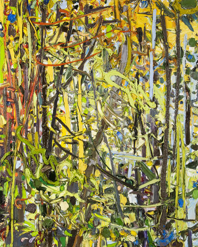 Lilian Garcia-Roig, 'Cadmium Fall (NH)', 2006