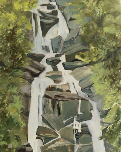 Mariella Bisson, 'Whitewater Falls, NC Revisited', 2020