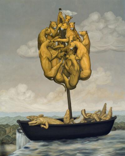 Juan Kelly, 'El Barco Soberano', 2013