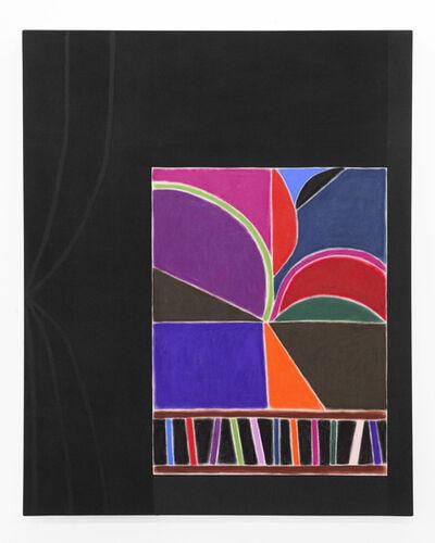 Muzae Sesay, 'Last Curtain And The Cotton Tree', 2020