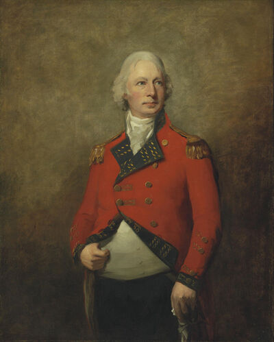 Sir Henry Raeburn, 'Portrait of Lt. General Alexander Campbell, M.P., three-quarter-length'