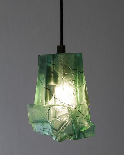 Thaddeus Wolfe, 'Unique Assemblage Pendant Lamp', 2014