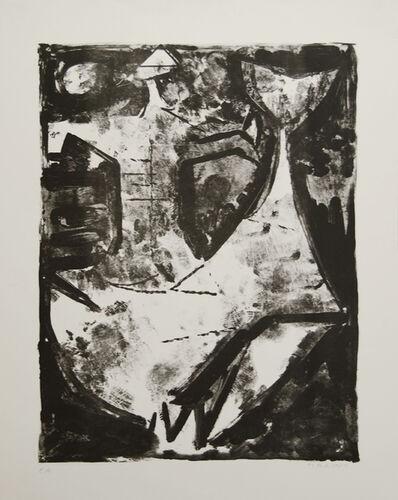 Marino Marini, 'Idea of a Knight', 1965