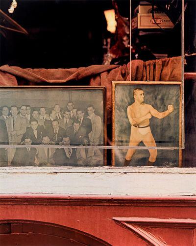 Evelyn Hofer, 'Bar, Mercer Street. New York', 1963