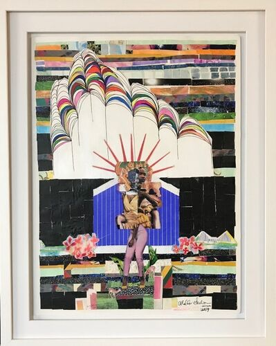 Amber Robles-Gordon, 'The Temples of My Familiars: Hybridity Race and Womanhood', 2005-2019