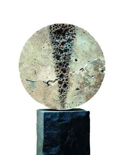 Luis Sifuentes, 'De la serie Erosión III', 2018