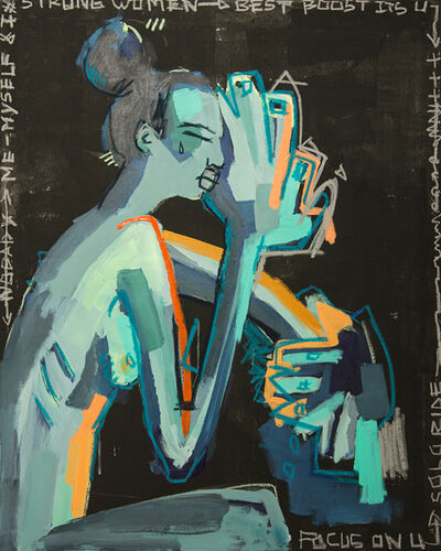 Lara Padilla, 'Solo Ride', 2015