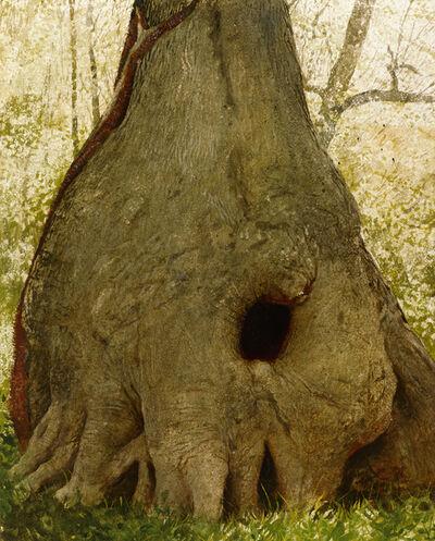 Jamie Wyeth, 'River Trunk', 1968