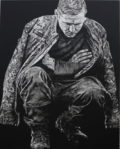 Hendrik Beikirch, 'Tokareva', 2020