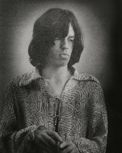 Willie Christie, 'Mick Jagger, 1969', 1969