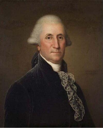 Adolf Ulric Wertmüller, 'Portrait of George Washington', 1794-1796