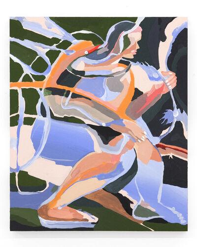 Lena Gustafson, 'Flooded Channels', 2019