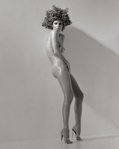 "Herb Ritts, '""Helena, Hollywood""', ca. 1998"