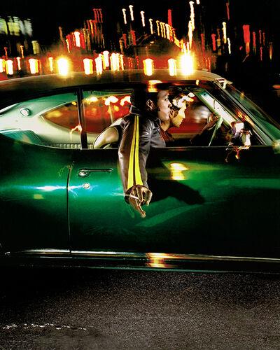 David Drebin, 'Two Guys In Green Car', 2002