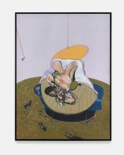 Francis Bacon, 'Lying Figure – Q2B', 2015