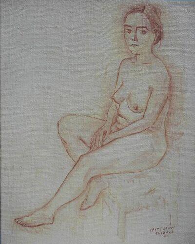 Iván Castellón, 'Nude XII', 2012