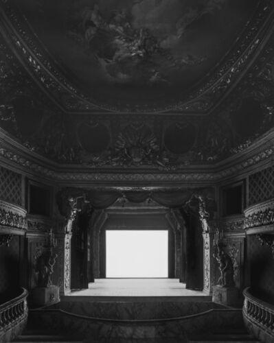 Hiroshi Sugimoto, 'Petit Théâtre de la Reine, Versailles', 2018