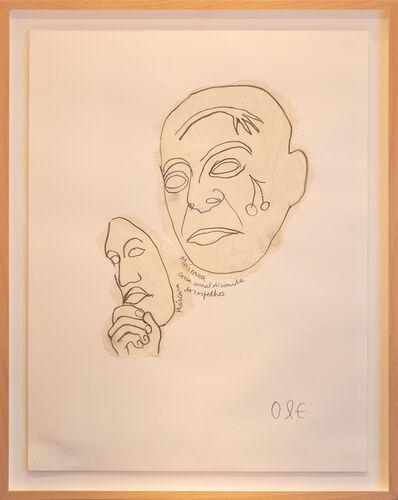 António Ole, 'Alma & circunstância VI', 2016