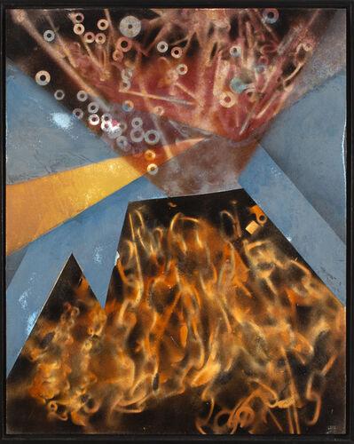 Helen K. Tindel, 'Eruptions', 2018