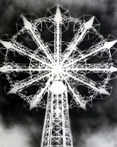 William Steiger, 'Parachute Jump (ink)', 2020