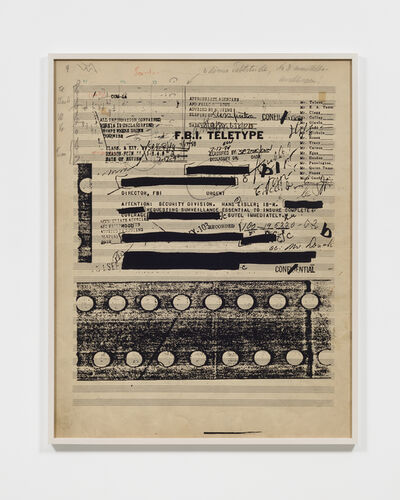 Susan Philipsz, 'Part File Score III', 2014