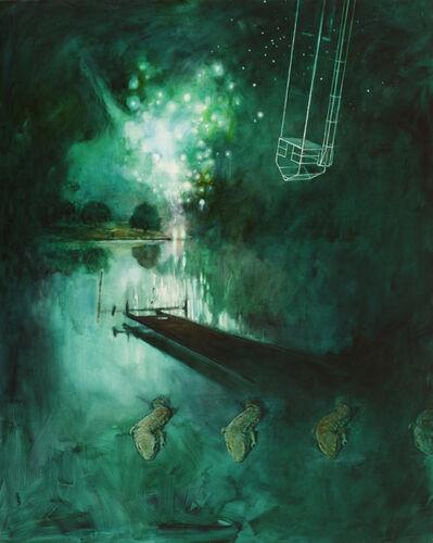 Virginia Mackenny, 'Pool', 2016-2017
