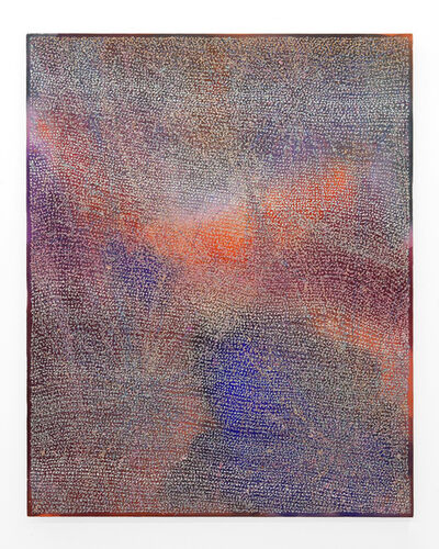 Jean Nagai, 'Upside Down Skull(Sunrise)', 2020