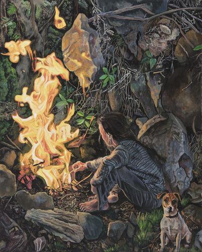 Deborah Poynton, 'Fire 1', 2018