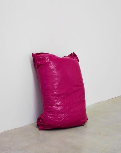 Julia Gruner, 'Lazy Painting (Magenta)', 2018