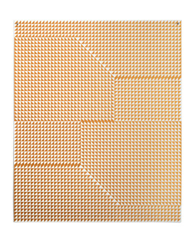 Giulia Ricci, 'ALTERATION/DEVIATION, Gold #11', 2020