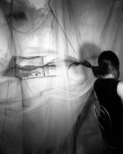 Lauren Semivan, 'Landscape with Allison', 2009