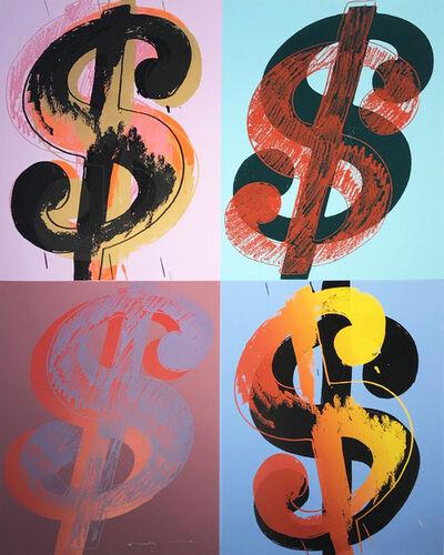 Andy Warhol, '$ (Quadrant) II.283', 1982