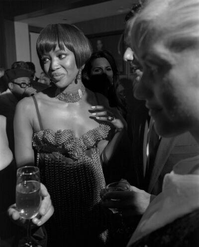 Larry Fink, 'Naomi Campbell, Oscar Party, Los Angeles, California', February 2007