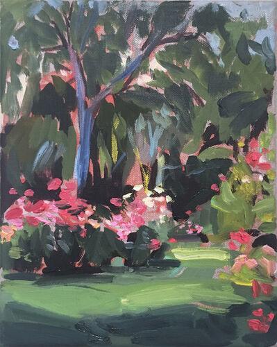 Ekaterina Popova, 'Wilmington Rose Garden', 2020