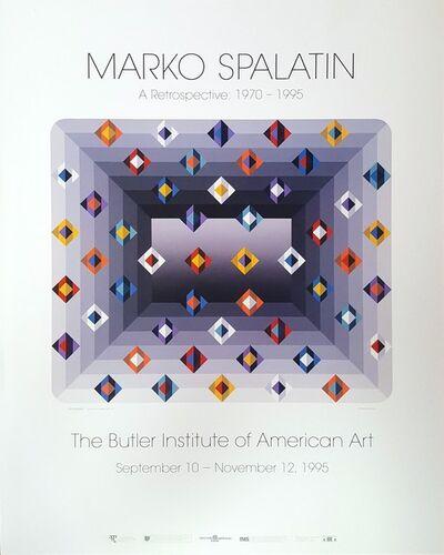 Marko Spalatin, 'The Butler Institute of American Art', 1995