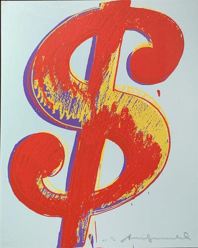 Andy Warhol, '$ (1) II.279', 1982