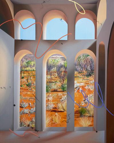 Loribelle Spirovski, 'Post-Internet Painting #6', 2020