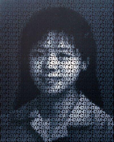 Zhang Dali, 'AK-47(A5) ', 2007