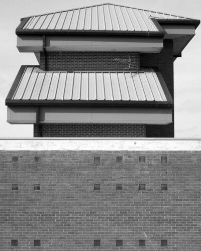 Edmund Clark, 'My Shadow's Reflection - Architecture 1', 2017