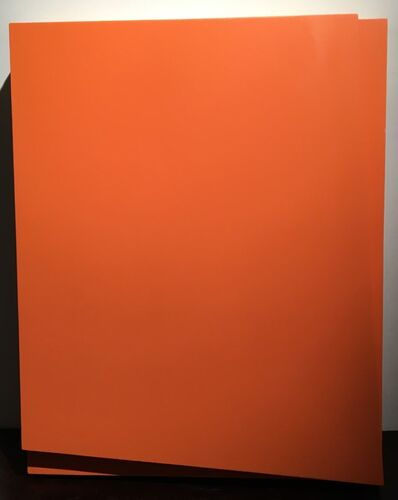 Manolo Ballesteros, 'orange', 2020
